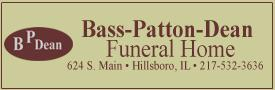 Bass-Patton-Dean & Toberman-Dean Funeral Homes